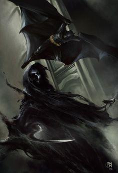 Batman Mask Of Phantasm by BennyKusnoto *