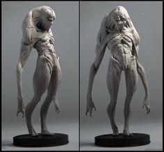 Demon, Luke Starkie on ArtStation at http://www.artstation.com/artwork/demon-6d9aeb70-4a9c-4f23-b442-0ec119a6f431