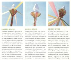 how to dance the maypole