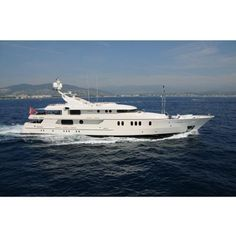 #PortHercule As special request, M¥ Seahorse, 52m Amels - @friedlandrj #yacht #mega #international #yachlife #yachting #yachtworld #yachtdesign #yachtandsail #luxury #lines #cruising #sale #charter by yachtguru from #Montecarlo #Monaco