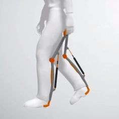 """The """"Chairless Chair"""": a new alternative to sitting all day at work? #innovation #health"""