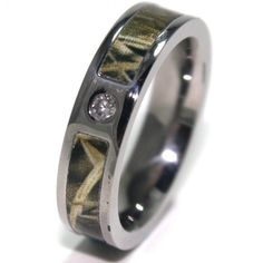 Diamond Camo Ring