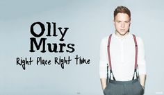 Music video by Olly Murs performing Right Place Right Time. (C) 2013 Sony Music Entertainment UK Limited