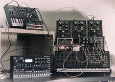 MUFF WIGGLER :: View topic - Moog goes Eurorack:Satan complains of sudden chill Mother-32