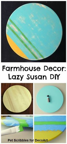 Farmhouse Decor: Laz
