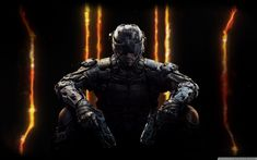 Black Ops 3 Desktop Wallpaper