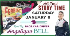 The California Automobile Museum will be hosting a monthly Story Time on the first Saturday of each month. #Sacramento #Kids #Events #ThingsToDo #StoryTime
