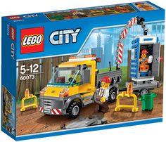 comparez les prix du lego city 60073 le camion grue avant de lacheter - Dessin Anim Lego City