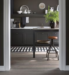 dark and sophisticated - photos by gunnar sverrisson at homeanddelicious - rut káradóttir interior design / from a new book INNI, about her work...