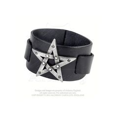 Pentagration Bracelet: Magically intoned icon of power. A signature piece to protect the wearer from evil.