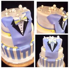 Baby Boy ‼️ Cake