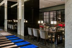 Hospitality Giants 2015 Research | Daroff Design + DDI Architects, Ranked #15. Project: Loews Philadelphia. Location: Philadelphia, PA. #design #interiordesign #interiordesignmagazine #projects #hospitality
