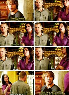 Densi honeymoon.  Jk. Densi. Tumblr.