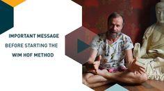 Important Message Before Starting The Wim Hof Method Boot Camp, Wim Hof, Adrenal Health, Om Shanti Om, Thyroid Disease, Breathing Techniques, Mind Body Soul, Hypothyroidism, Fibromyalgia