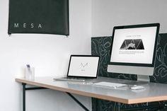 Mesa - Elegant Presentation by Tugcu Design Co. on @creativemarket