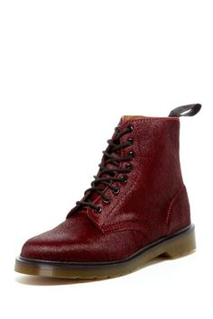 Dr. Martens Airwair Pascal pony hair work boot