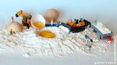 Pasta #dough Ingredients: 400 gr. flour, 4 eggs ,1/2 teaspoon salt #foodart
