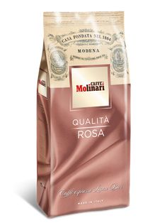 Lovely Combination of Pinkish and Cream #coffeebag and a brand name logo in between if you are looking for stock and custom printed #coffeepackaging than please visit us at www.coffeebags.ca