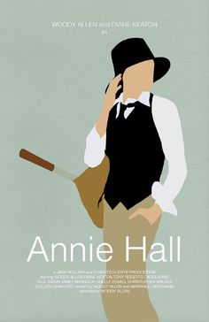 Annie Hall Poster - George Ewing