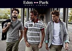 La collection Sportwear Eden Park de votre été soldée jusqu'à -50% !