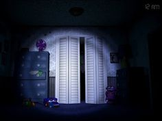 Five Nights at Freddy's 4 PC Games Gameplay
