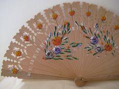 Regency/Victorian Style Fan. Brise style. by RegencyRegalia, £15.00