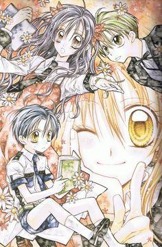 Arina Tanemura, Shinshi Doumei Cross, Arina Tanemura Collection, Kusame Otomiya, Komaki Kamiya - Shinshi Dōmei Kurosu - Gentlemen's Alliance Cross