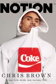 """chrsbrowns: """"""""Chris Brown for Notion Magazine """" """""""