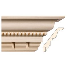 Embellished Hardwood Mouldings, Ornamentally Embossed Mouldings, Cornice Mouldings, Bead with Dentil, 5 x - White River Pillar Design, Heating And Plumbing, Dining Room Victorian, Cornice Design, Timber Mouldings, House Front Design, False Ceiling Design, Cornice, Door And Window Design