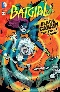 Old Friends __Written by Cameron Stewart and Brendan Fletcher, Art And Cover by Babs Tarr, When Batgirl is down, it's Black Canary to the rescue! Dinah and Barbara reteam to try to discover the identi Nightwing, Batwoman, Dc Batgirl, Batgirl Logo, Marvel Dc Comics, Hq Marvel, Bd Comics, Comics Girls, Cosmic Comics
