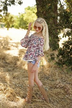 Boho style, hayden girls, joyful, rogue kids, sisters, festival style, boho fashion, tween fashion, kids fashion, tween fashion, tween style, models, off the should looks, mini fashion addicts