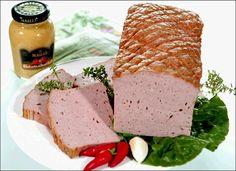 Leckeren Fleischkäse selber machen ist ganz einfach   Wurst und Schinken selber machen