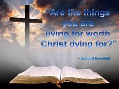 Leonard Ravenhill Quotes   Leonard Ravenhill quote