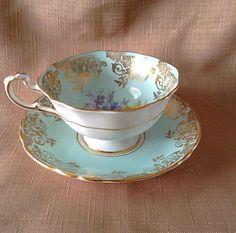 A gorgeous Paragon English fine bone china tea cup and saucer set. | eBay!