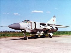 Introduction: The Mikoyan-Gurevich was conceived in the early sixties, and was planned as a replacement for the As is common with military industrial complexes worldwide, nothing is … Air Force Aircraft, Fighter Aircraft, Air Fighter, Fighter Jets, Russian Military Aircraft, Russian Jet, Bomber Plane, Aircraft Parts, Aviation News