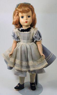 Alice In Wonderland by Madame Alexander, circa 1948