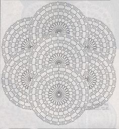 liveinternet ru images attach d 1 133 652 jpg - Her Crochet Russian Crochet, Form Crochet, Crochet Doily Patterns, Crochet Borders, Crochet Diagram, Crochet Chart, Thread Crochet, Irish Crochet, Crochet Motif