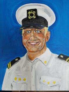 Portrait of Jeff Comeaux