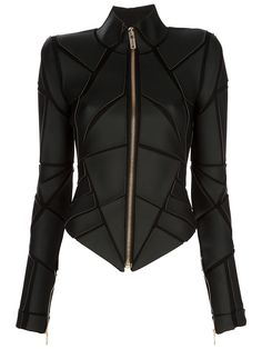 Gareth Pugh - Geometric Panelled Jacket