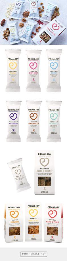 Primal Joy - Packaging of the World - Creative Package Design Gallery - http://www.packagingoftheworld.com/2017/01/primal-joy.html