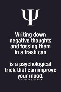 Psychological Life Hacks.