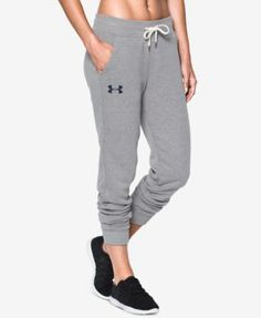 Under Armour Favorite Fleece Pants - Black XL