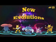 Pokemon Go: Evolving 5 NEW Pokemon (#2)