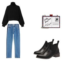 """Без названия #119"" by lady-markizusha on Polyvore featuring мода, Balenciaga, Diesel и Karl Lagerfeld"