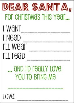 Wish List and Gift Tags                                                       …