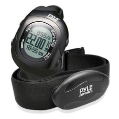 NEW Pyle PSBTHR70BK Bluetooth Heart Rate Monitor w/ Wireless Data Transmission #Pyle
