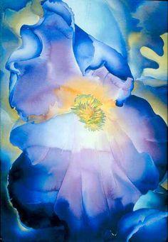 Watercolor by Carol Carter.