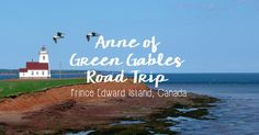 Anne of Green Gables Road Trip, Prince Edward Island, Canada - Holiday Recommendation Canada Holiday, East Coast Road Trip, Single Travel, Secluded Beach, Canada Travel, Canada Canada, Travel Usa, Prince Edward Island, Anne Of Green Gables