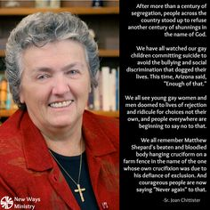 Sister Joan Chittister  O.S.B - G