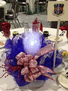 Military Ball Decorations Pinhernandez Mercedes On Decoración De Fiestas Pinterest